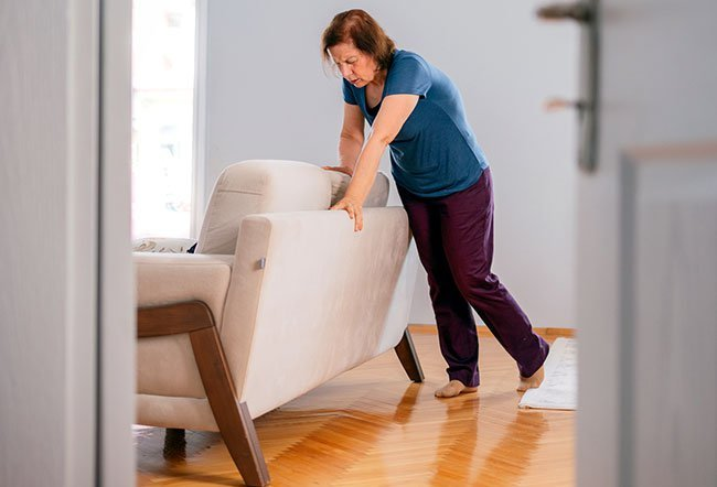 Low blood pressure may not have symptoms but some common ones include dizziness, fainting, and light-headedness.