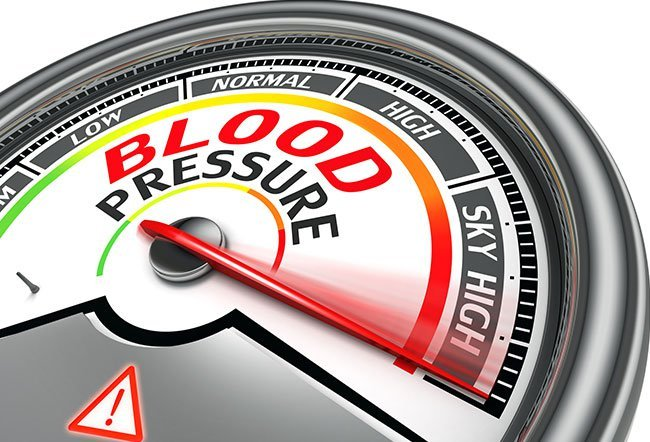 You can divide high blood pressure into five categories, according to guidelines from the American College of Cardiology.