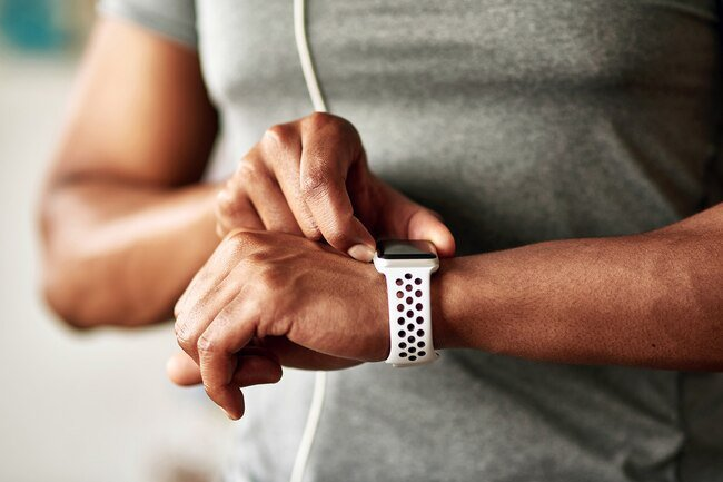 Everyone's heart rate is different, and it changes as you get older.