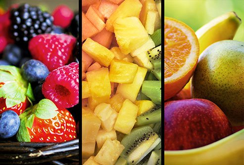 Fruit is an amazing source of vitamin C.