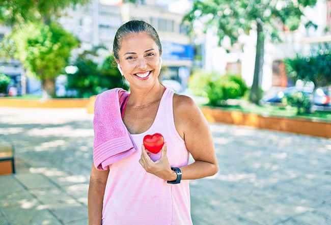 It's important to know what heart rate is healthy and normal at every age in your life.