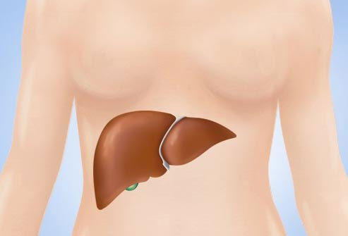 If breast cancer spreads to your liver, you may have pain in your belly that does not go away.