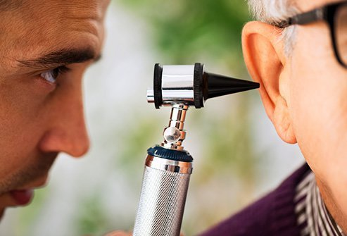 Using an otoscope, your doctor can spot various hearing problems.
