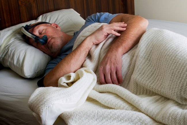 Snoring can be a sign of a more serious condition called obstructive sleep apnea.