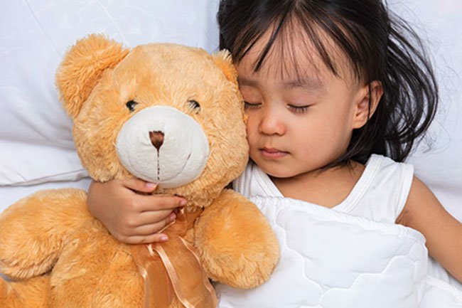It's not unusual for kids to snore now and then.