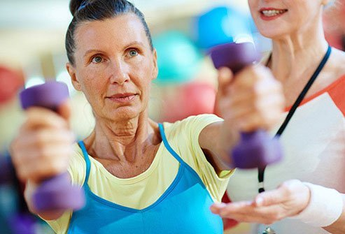Muscle loss is one of the main reasons people feel less energetic as they get older.